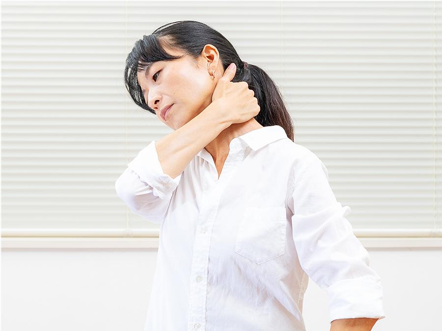 肩のこり・痛み